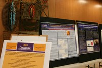 Top LSU Discover Research Day presentations on display in Middleton Library through March 12