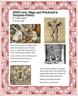 Magic and Witchcraft in European History