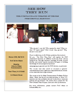 See How They Run: The Substance and Theater of the 2016 Presidential Election