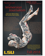 Art and Craft of Immersion Journalism