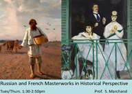 Russian and French Masterworks in Historical Perspective