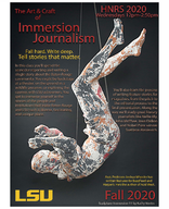 The Art & Craft of Immersion Journalism