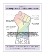 LGBT Activism and Social Movements