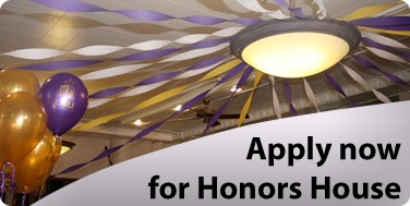Apply for Honors House