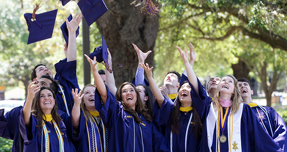 Ogden Honors College Graduates 117 Students