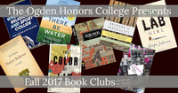 Announcing 2017 Ogden Honors Book Clubs