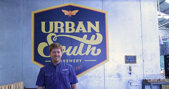 Alumnus Jacob Landry on His Path from Classroom to Taproom