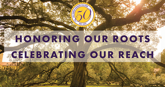 Roger Hadfield Ogden Honors College to Host 50th Anniversary Celebration