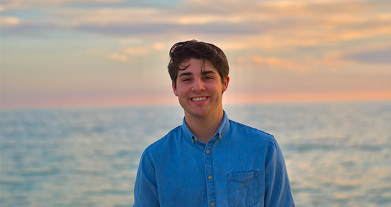 Louisiana Service and Leadership (LASAL) student Everett Craddock, is a 2020 recipient of the National Oceanic and Atmospheric Administration's (NOAA) Ernest F. Hollings Undergraduate Scholarship.