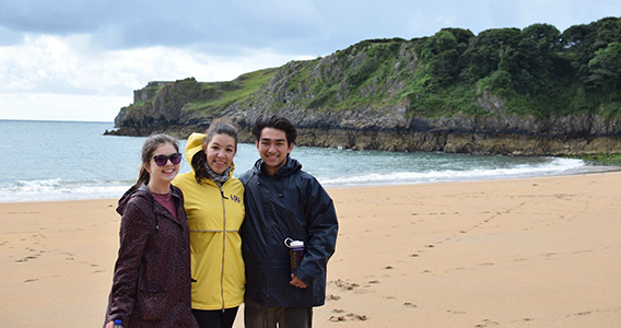 Ogden Honors Students Share Their Study Abroad Experiences