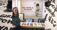 Honors College Alumna Alyson Neel Seeks to Elevate Less Told Stories of Women in Myanmar