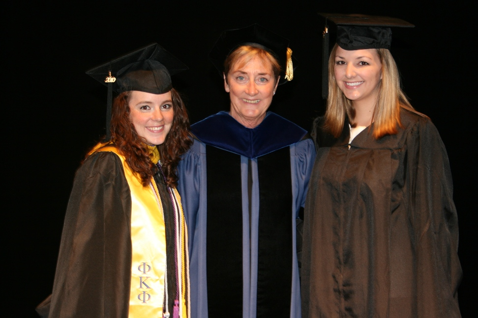 LSU Honors College Graduates 141 Students