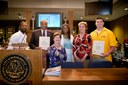 LSU Honors College Recognized for Spring Service Project
