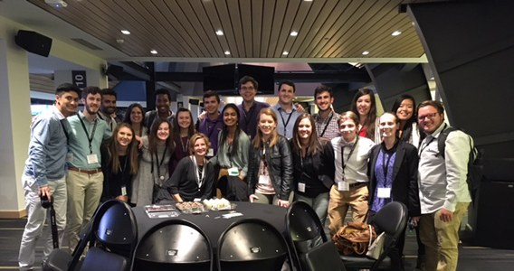 LSU Stamps Scholars Head to National Convention