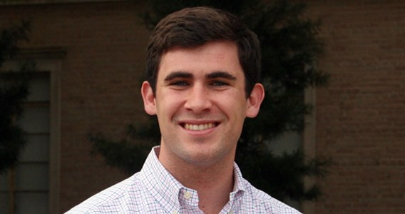 Ogden Honors Student Zachary Faircloth Named Finalist for Rhodes Scholarship