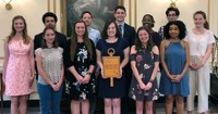LSU Students Inducted into Phi Beta Kappa Honor Society