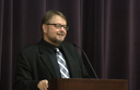 Luis Urrea Speaks at Honors Convocation