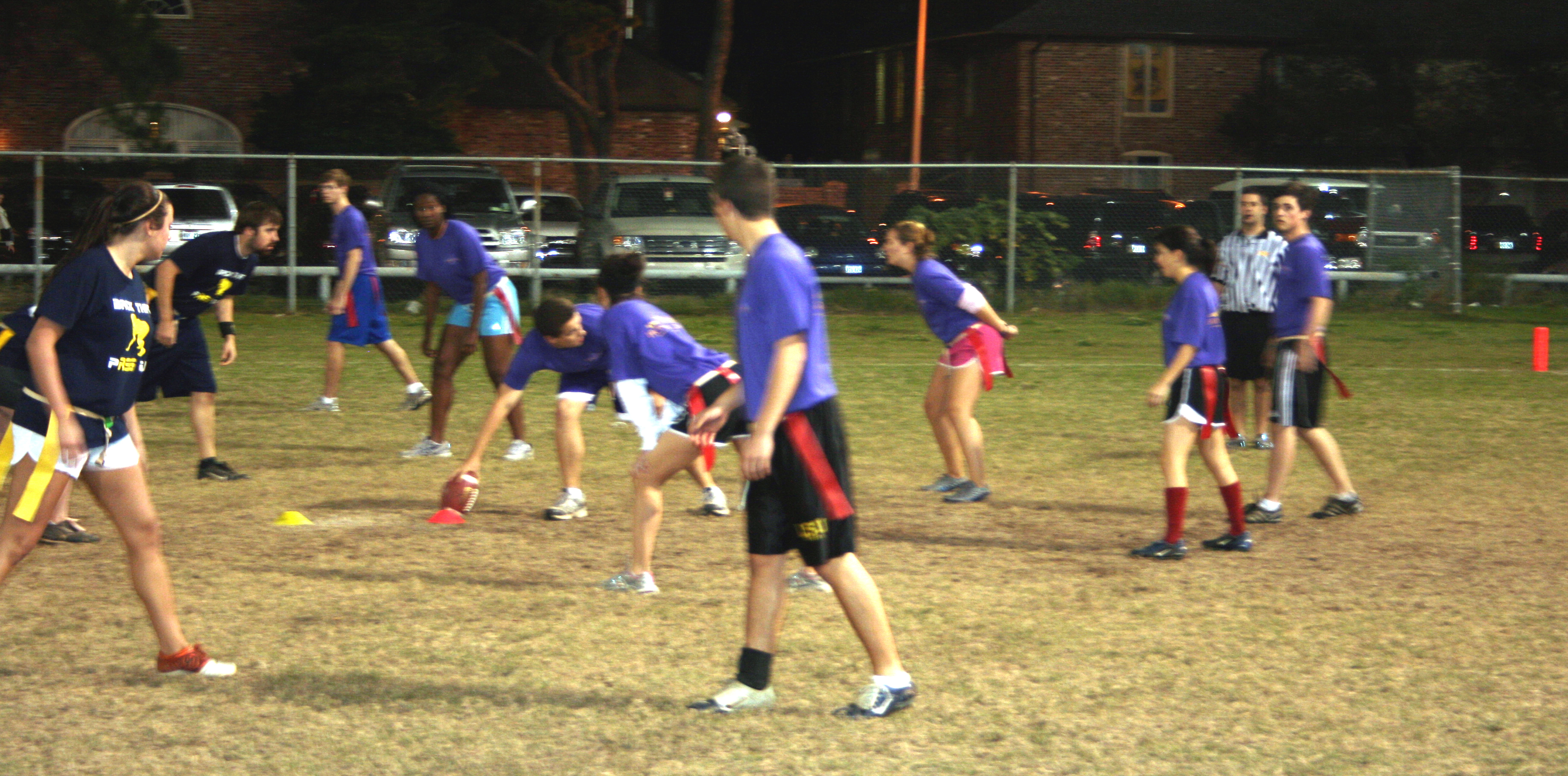 Monday Night Flag Football