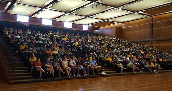 LSU Roger Hadfield Ogden Honors College Welcomes Historic Incoming Class