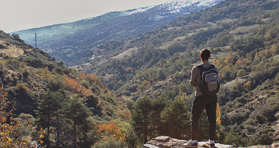 Ogden Honors College Student Adapts to Local Lifestyles in Madrid