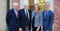 Ogden Honors Founding Dean Billy Seay Passes Away
