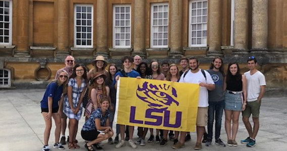 Ogden Honors in Oxford 2018 Travelogue