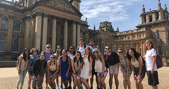 Ogden Honors in Oxford 2019 Travelogue