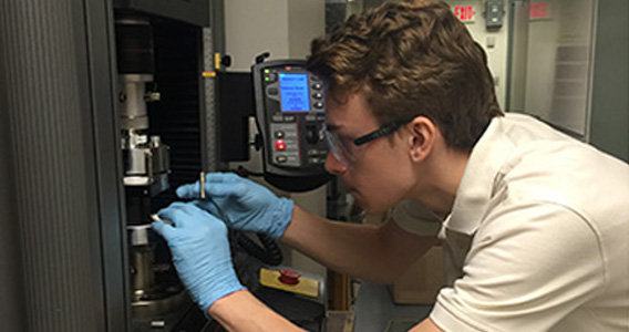 Students nominated for prestigious Goldwater scholarship