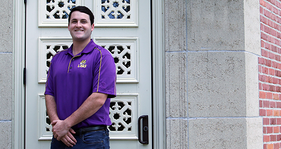 Petroleum Engineering Major Ross Teichman Shares His Honors College Experience