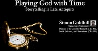Simon Goldhill to Lecture at Honors College
