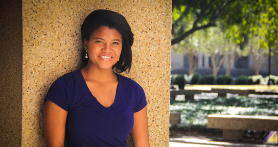 The Ogden Honors senior talks about her LSU experience