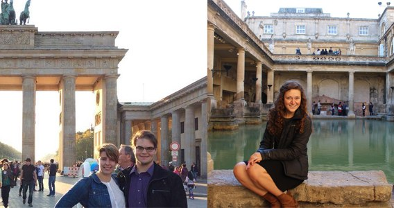 """""""Surprise Yourself"""": The Benefits of Studying Abroad"""