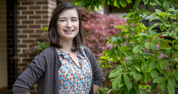 Ogden Honors Senior Marlee Pittman Becomes First LSU Student to Receive Scoville Peace Fellowship