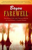 Bayou Farewell Book Cover (paperback)