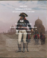 Art and Colonialism, 1750-1950