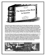 The History of the Book in America