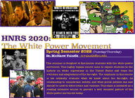 The White Power Movement