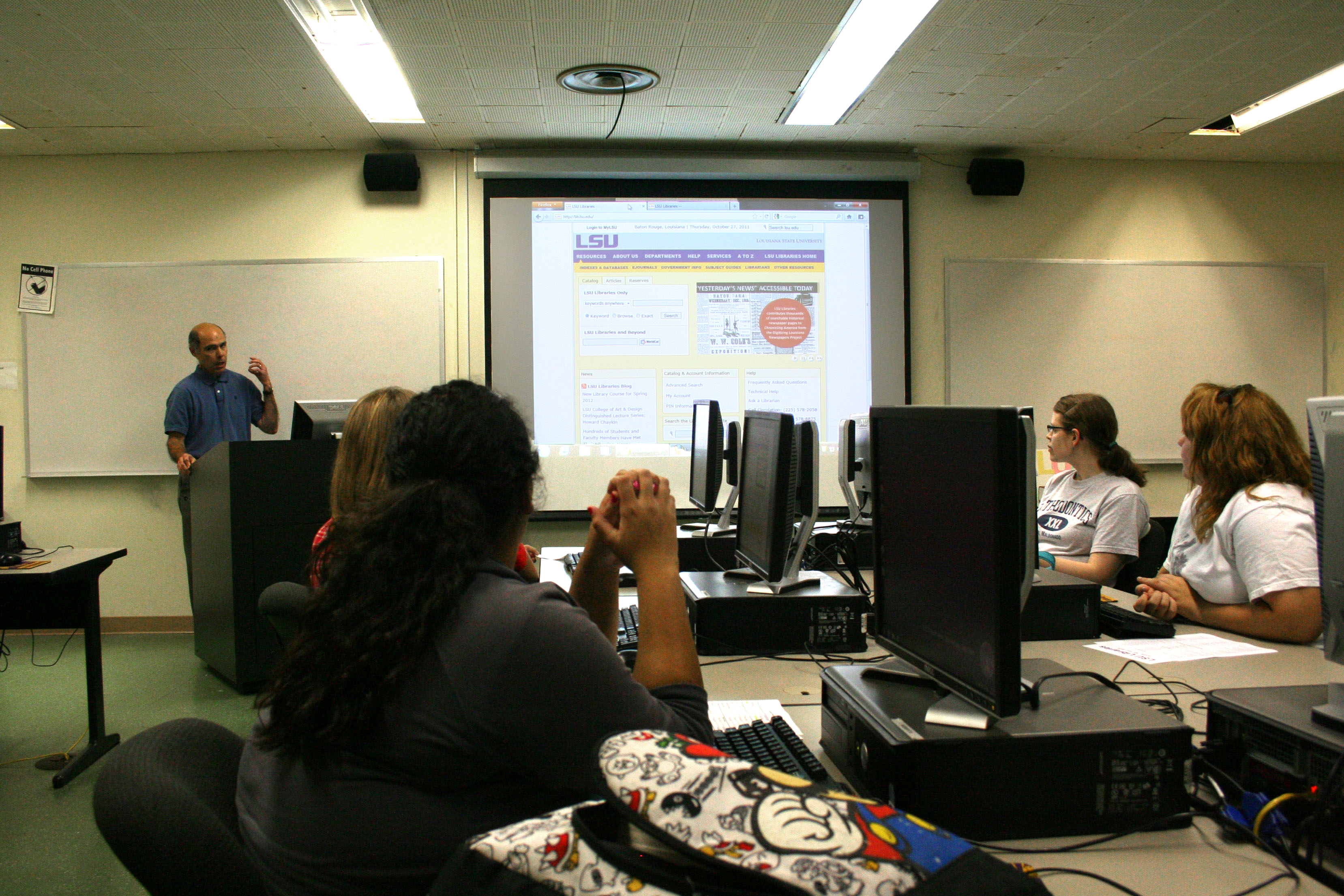 HNRS 1000 Class Offers New Opportunity to Build a Foundation in the Honors College