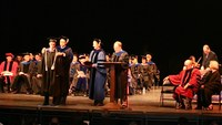 Honors College Graduates 71 Students