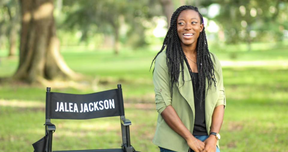 Independent Filmmaker and Honors College Graduate Works to Reclaim Narratives