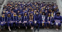 LSU Ogden Honors College Graduates 113 Students