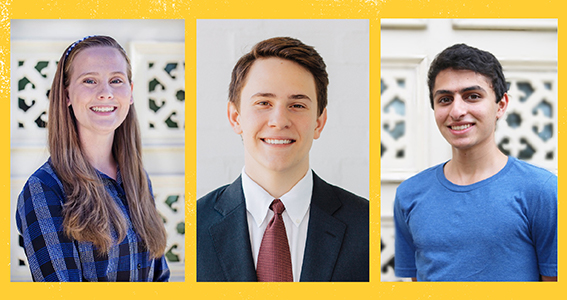 LSU Students Receive 2019 Goldwater Scholarships