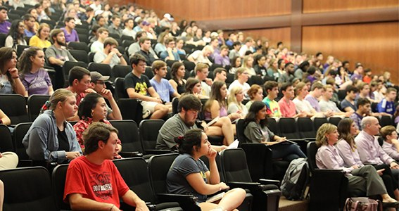 Ogden Honors College Incoming Class Contributes to LSU's Largest and Most Diverse Class