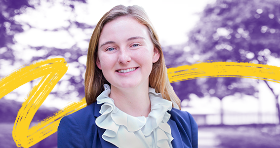 LSU Ogden Honors Student Receives 2020 Goldwater Scholarship