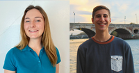 Reach for the Stars: Two LSU Honors Students Awarded Prestigious Astronaut Scholarship