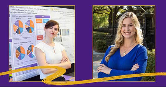 Two LSU Students Receive Astronaut Scholarships
