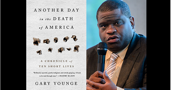 LSU Roger Hadfield Ogden Honors College Chooses 'Another Day in the Death of America' for Summer Shared Read