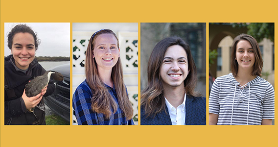 Four LSU Students Nominated for 2018 Udall Scholarship