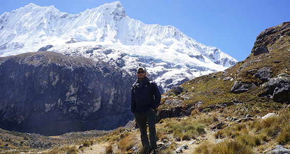 Alumnus Philip Capone, Founder of Meru Global, on Honors and Experiences Abroad